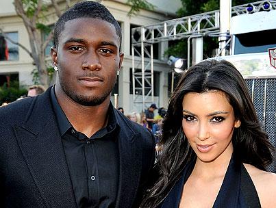 Kim Kardashian and Reggie Bush: Inching Toward a Reunion?