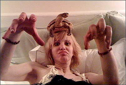 Courtney Love: The Tortoise and the Hair