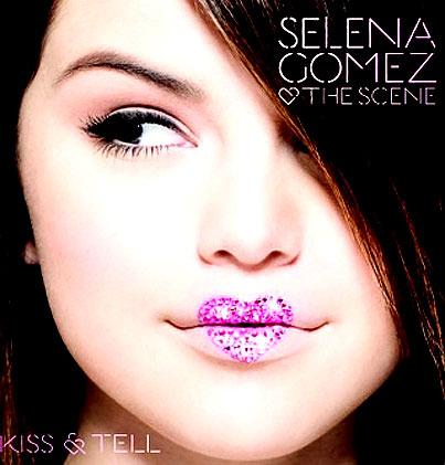 Selena Gomez's New Album Cover