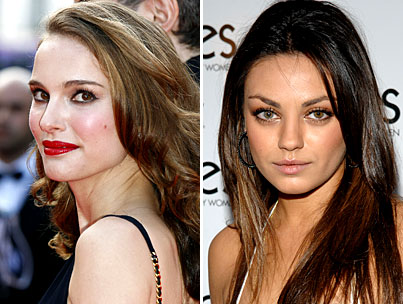 "Natalie Portman and Mila Kunis Set to Have ""Aggressive, Angry Sex"""