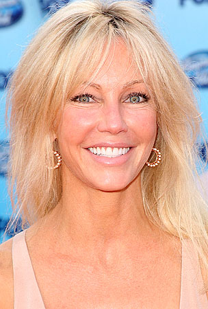 Heather Locklear Moving Back to Melrose Place?