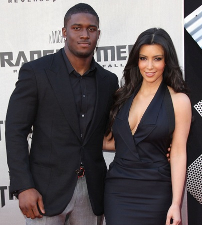 Kim Kardashian and Reggie Bush Head Closer to a Reunion