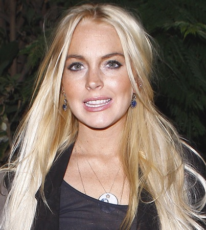 Lindsay Lohan Has Been Robbed!