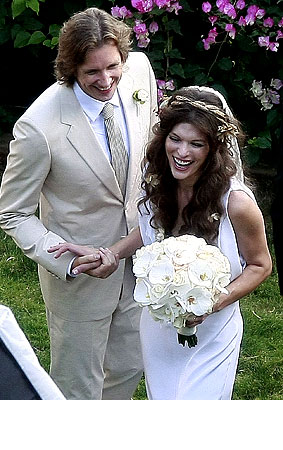 PHOTO GALLERY: Milla Jovovich Wedding Photos