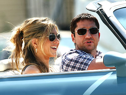 Hookup Alert: Jennifer Aniston and Gerard Butler-photo