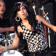 VIDEO: Amy Winehouse Is Back On Stage