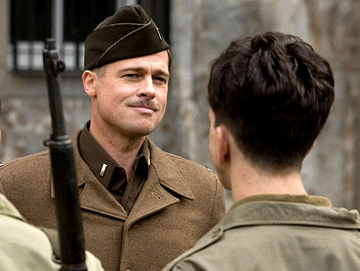 'Inglourious Basterds' Is On Top