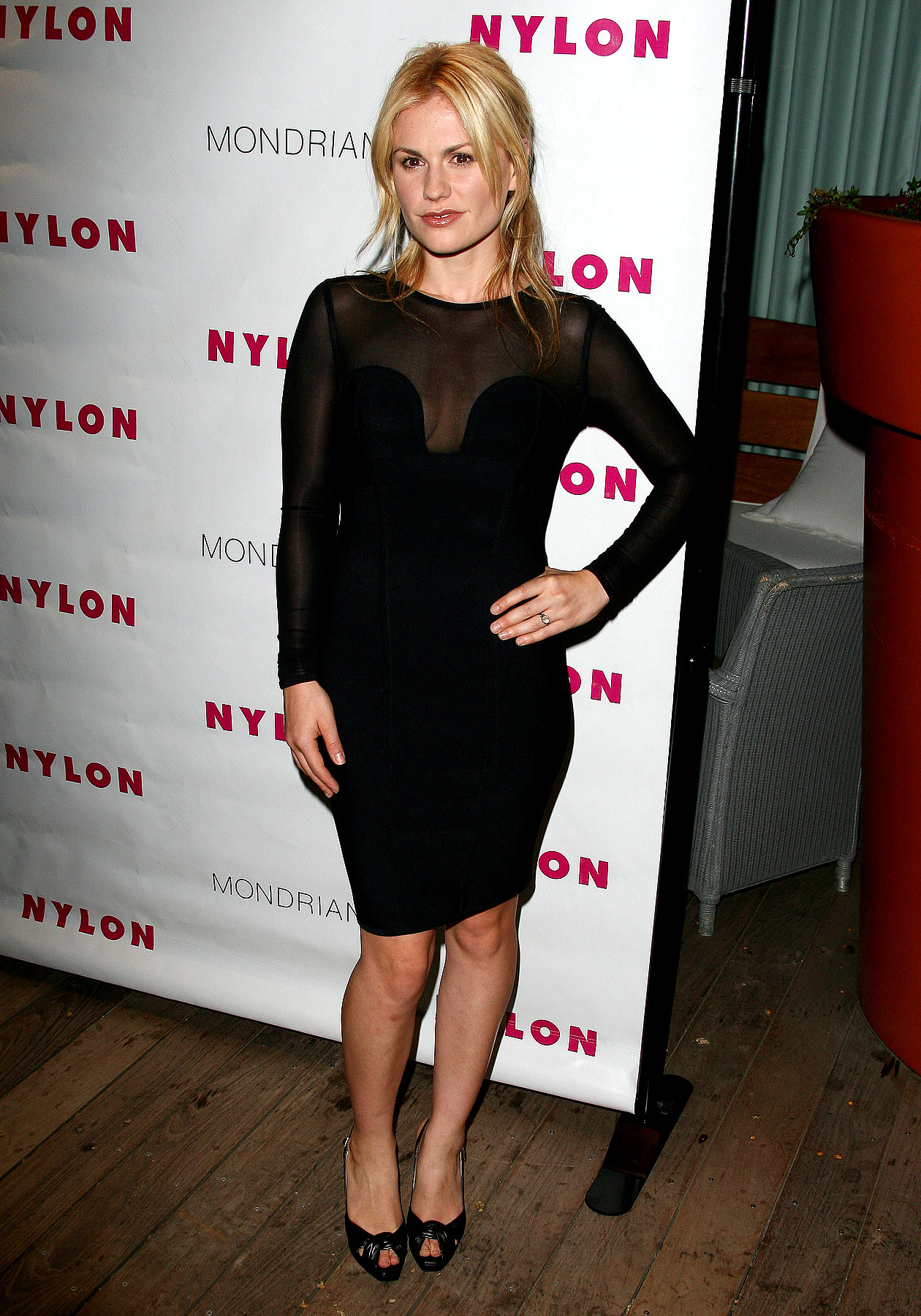 PHOTO GALLERY: Nylon Mag Celebrates Cover Girl Anna Paquin