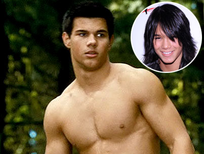 Boo Boo Stewart's Sister Has the Hots for Taylor Lautner