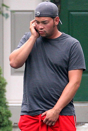 Jon Gosselin Totally Cares About His Image