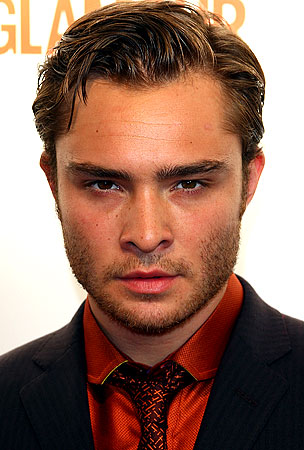 Ed Westwick is Going Gay