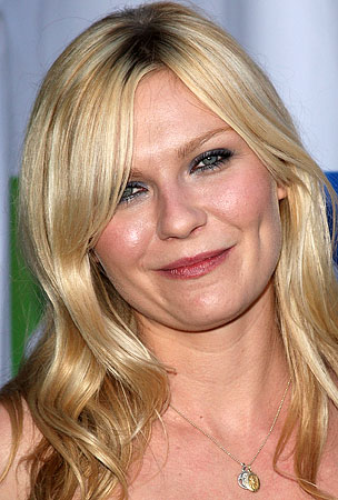 Report: Kirsten Dunst Still Boozin' It Up