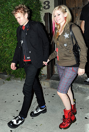 Avril Lavigne and Deryck Whibley: Next Stop, Splitsville?