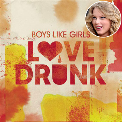 Taylor Swift Teams Up With Boys Like Girls