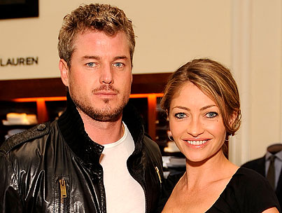 Eric Dane and Rebecca Gayheart: Baby After Sex Tape
