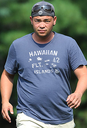 Jon Gosselin Hits On Himself