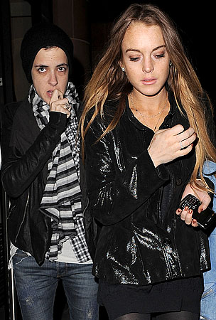 Lindsay Lohan and Sam Ronson Are Moving