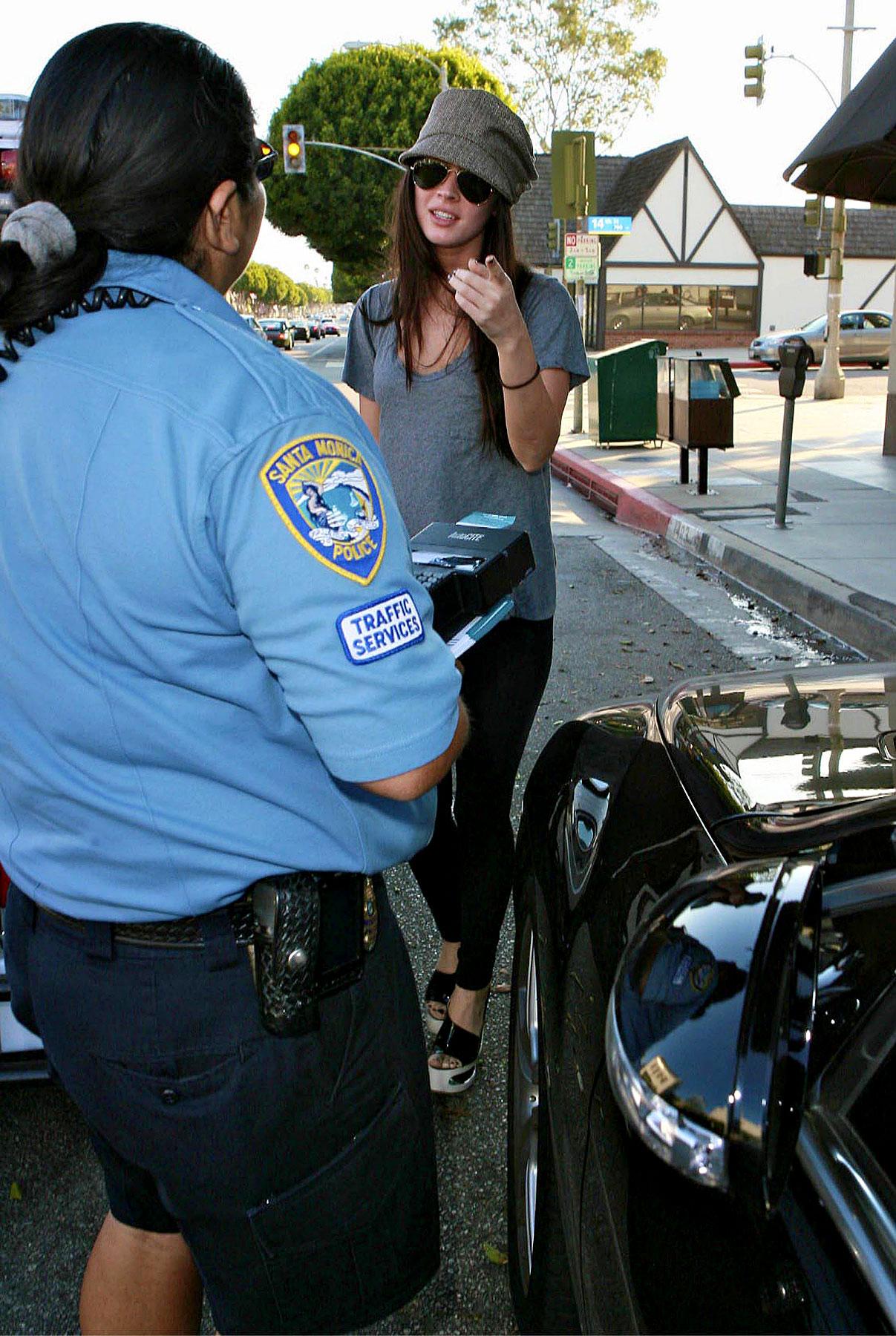 PHOTO GALLERY: Megan Fox's Got the Ticket