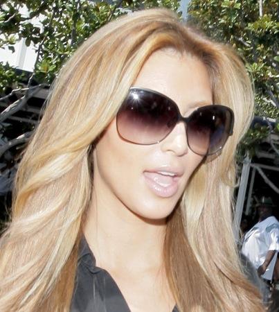 VIDEO: Kim Kardashian Gets Good and Puking-Drunk