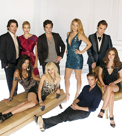 Gossip Girl Season 3 Promo Pic