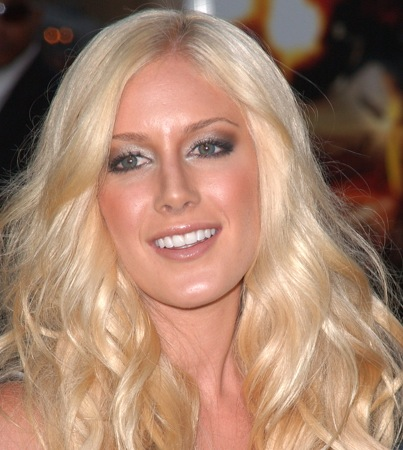 Heidi Montag Says Her New Album's Like a Bunch of Rocks