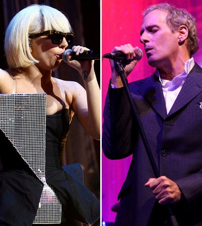 Lady GaGa and Michael Bolton's New Song