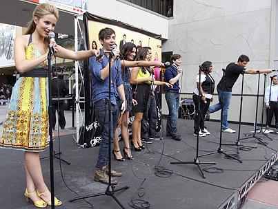'Glee' Does REO Speedwagon