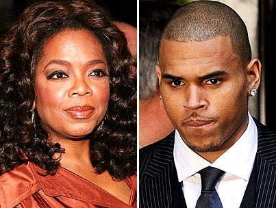 Oprah To Chris Brown: You Need Help, Buddy