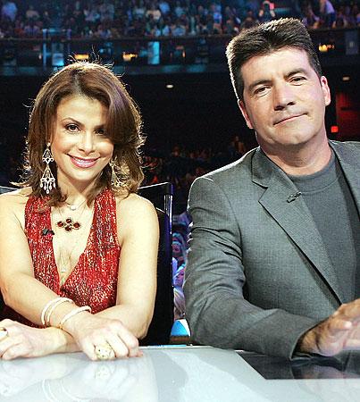 Simon Cowell Is Missing Paula Abdul