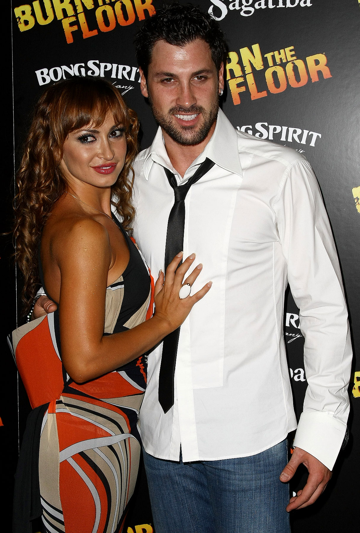 Maksim and Karina Are Over!