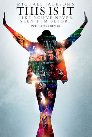 Michael Jackson's 'This Is It' Movie Poster Revealed!