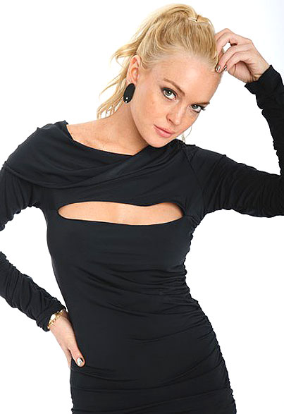 Lindsay Lohan: Fashion Designer?