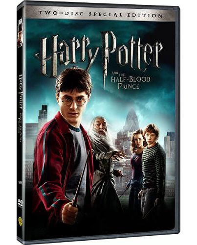 Harry Potter and the Half-Blood Prince: DVD Extras Details