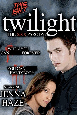 Twilight Gets the Porn Treatment