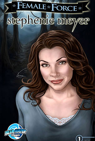 Stephenie Meyer to Get Some Comic Relief