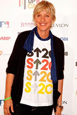 Ellen Degeneres Talks American Idol