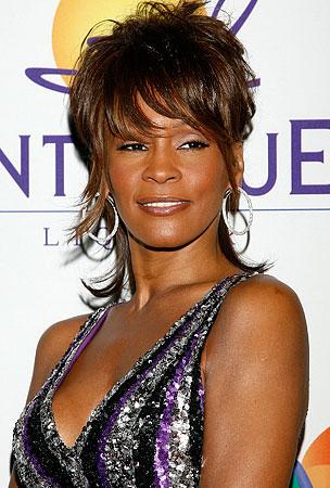 Whitney Houston Wore PJs For Seven Straight Months