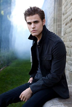 VIDEO: Interview With 'Vampire Diaries' Star Paul Wesley