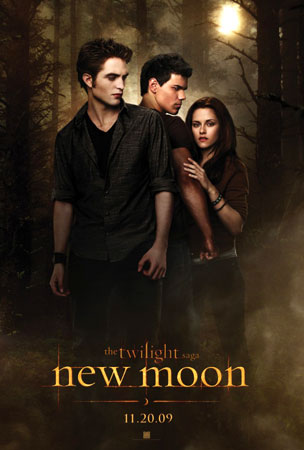 VIDEO: New 'New Moon' Trailer