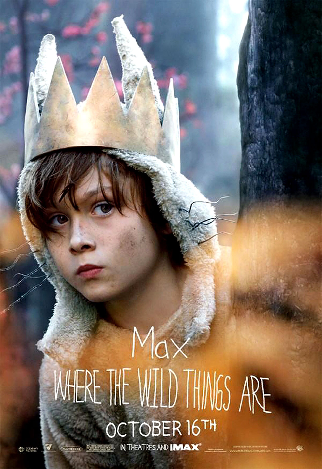 'Where the Wild Things Are' Character Posters
