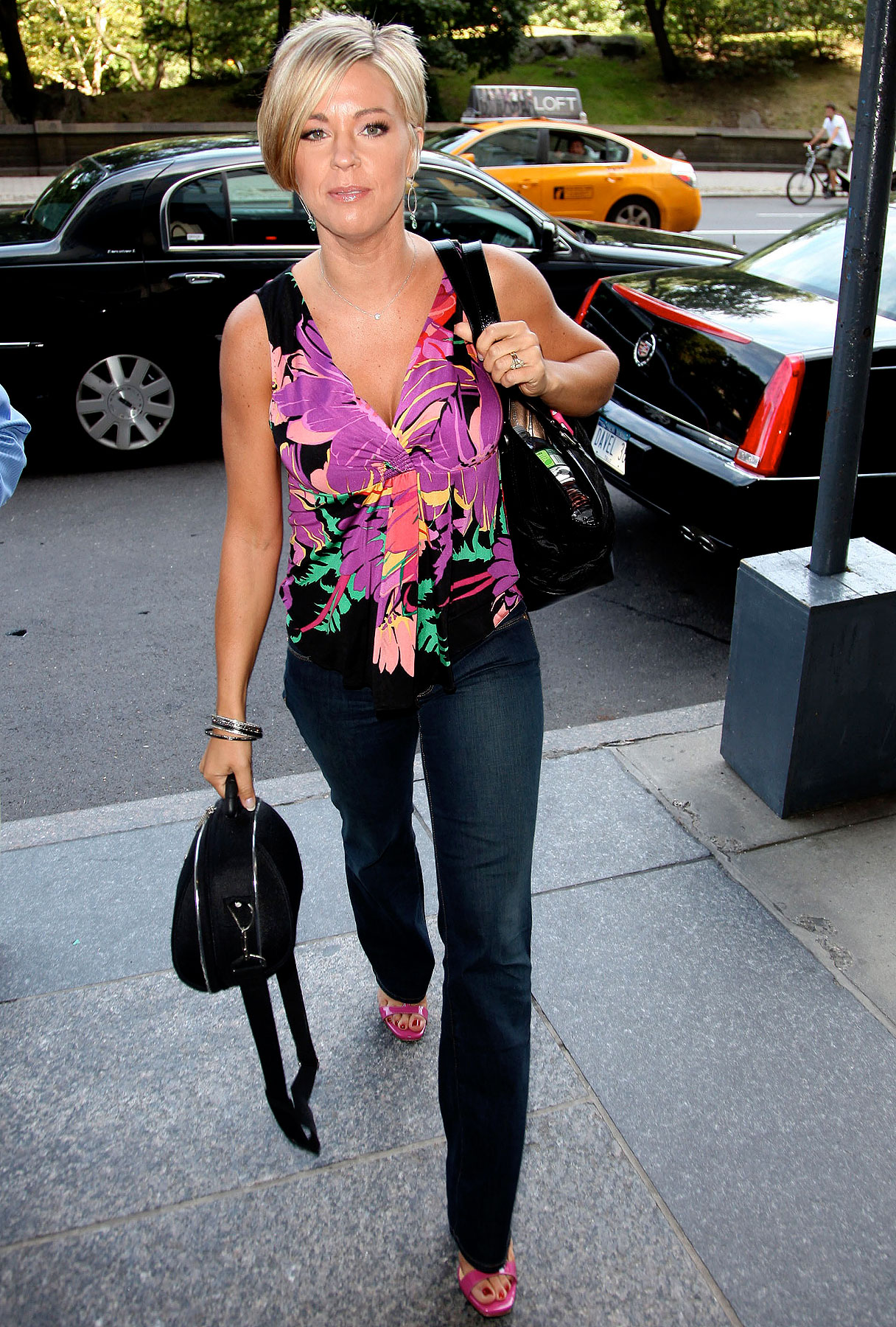 Kate Gosselin Had A Meltdown-photo