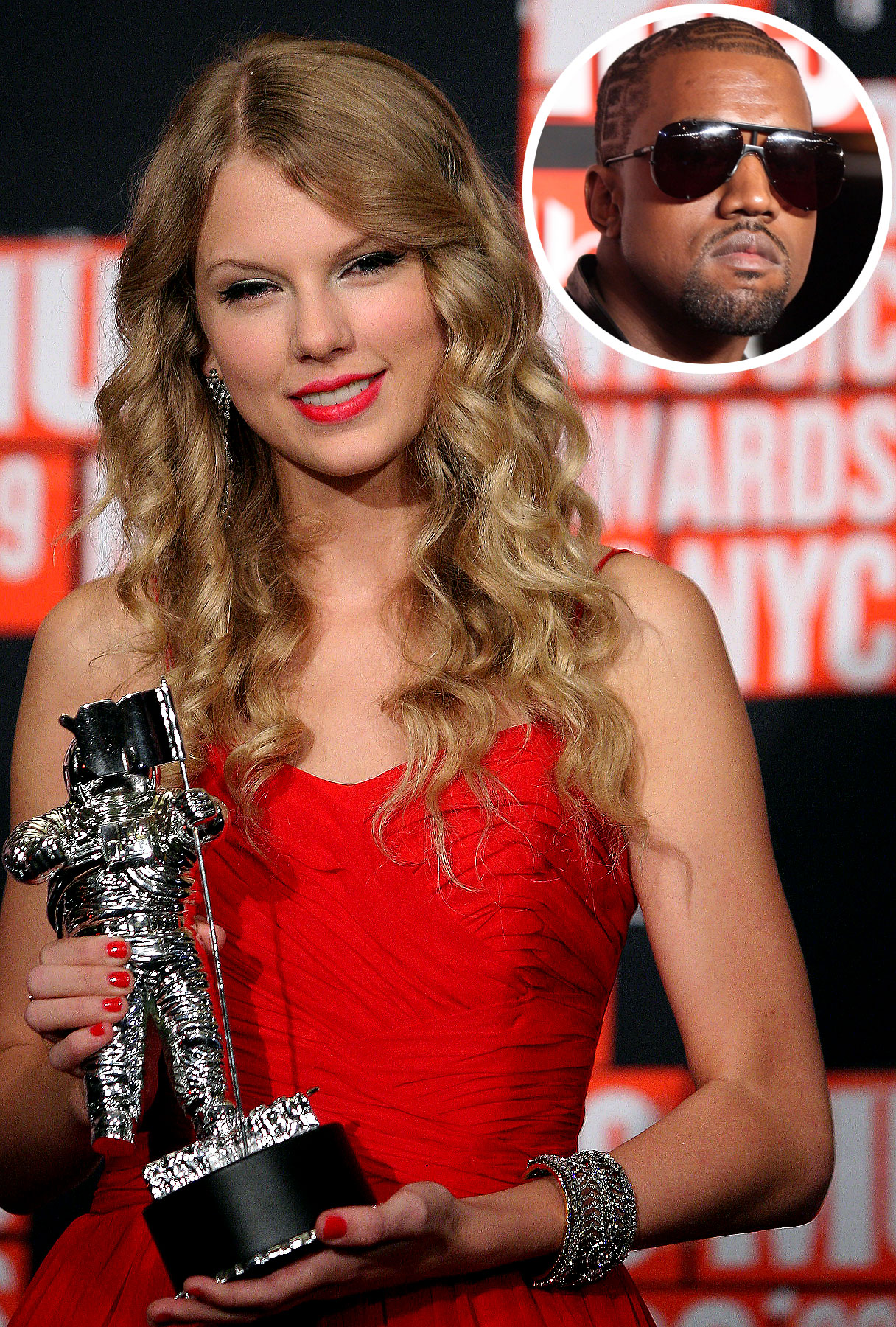 Kanye West Finally Apologizes to Taylor Swift