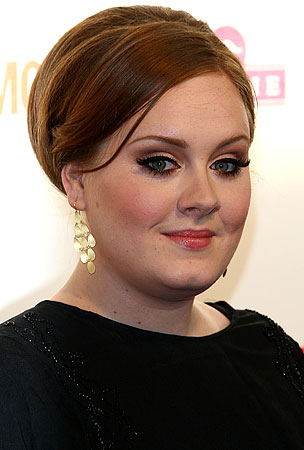That Adele Is a Total Diva