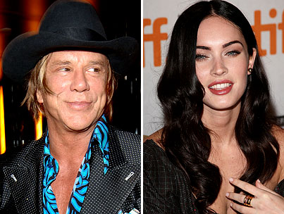Megan Fox to Play a 'Circus Freak' Opposite Mickey Rourke