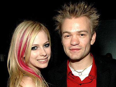 Avril Lavigne and Deryck Whibley Are Over!
