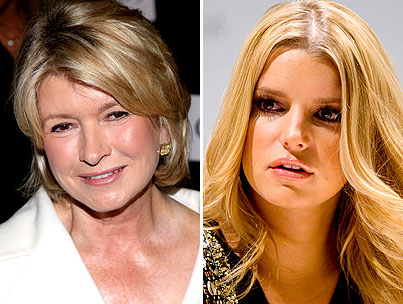 Martha Stewart Dogs Jessica Simpson Over Lost Pooch
