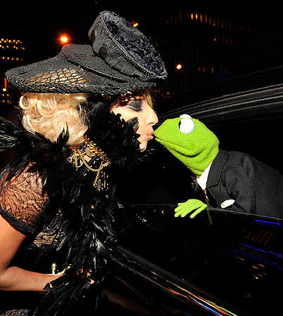 Kermit the Frog Clears Up Lady GaGa Dating Rumors