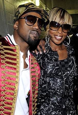 Mary J. Blige Is Praying for Kanye