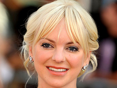 Anna Faris: At Ease With Her Raunch