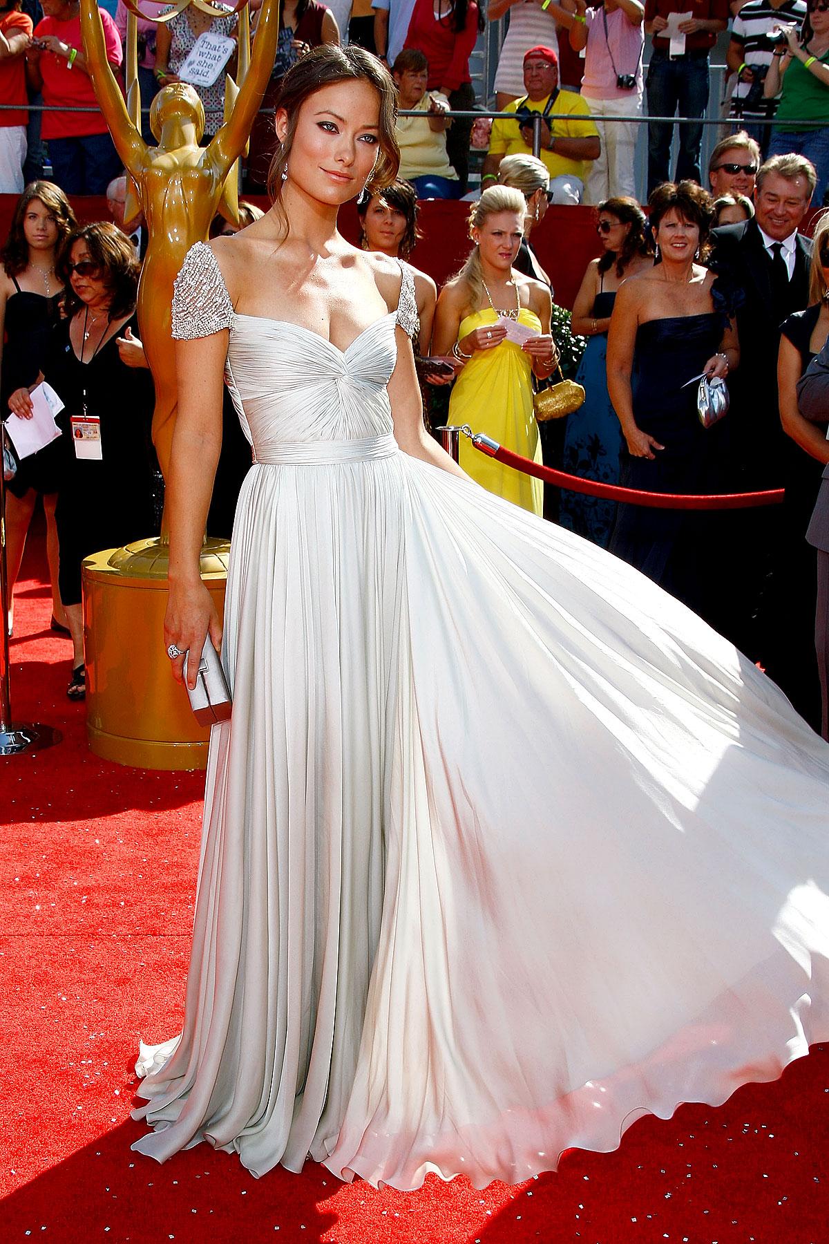 Red Carpet Rewind: Best Dressed Emmys 2008-photo